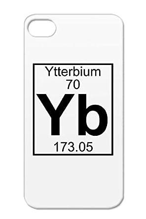 Dirtproof careers professions 70 geek chemist element ytterbium dirtproof careers professions 70 geek chemist element ytterbium chemistry periodic table yb nerd tpu case cover urtaz Images