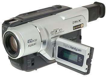 Sony DCR-TRV120E USB Windows 8