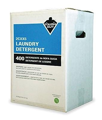 TOUGH GUY 50 lb. Box Citrus Powder Laundry Detergent, White