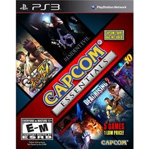 Games Collection - Capcom Essentials for PlayStation 3