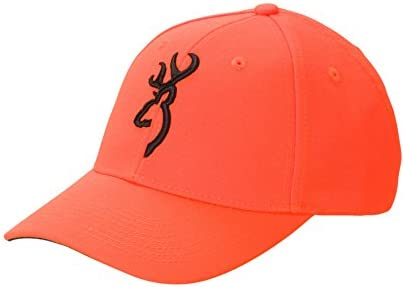 Gorra de Seguridad Color Naranja 3D Browning (30840501): Amazon.es ...