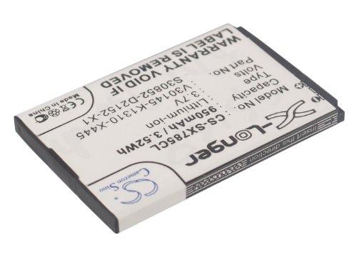 Cordless Phone Battery for SSiemens Gigaset SL78H Gigaset SL780 Gigaset SL785 Gigaset SL788 SL78 SL78H SL780 SL785 fits Siemens 4250366817255