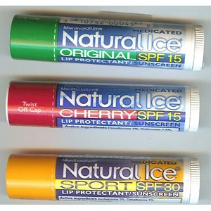 Natural Ice Medicated Lip Balm 3 PackMedicated By Unique Sports Accessories Dr. Botanicals - Protect & Balance Hydro Cleanser - 5.07 oz.