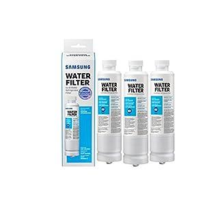 Samsung Genuine DA29-00020B Refrigerator Water Filter, 3 Pack (HAF-CIN-3P/EXP)