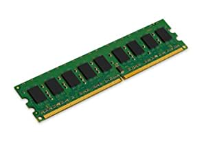 Kingston Technology 1GB (1x1 GB) 667MHz DDR2 PC2 5300 240-Pin ECC DIMM Memory for Select Dell Workstations KTD-DM8400BE/1G