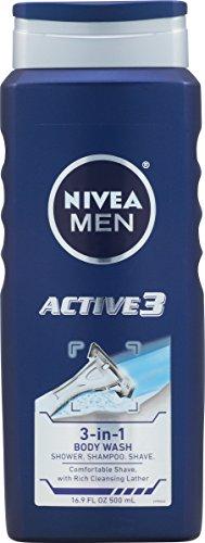 Nivea Cream On Face - 4