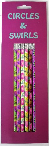 6 Theme Design #2 Pencils 72 pcs sku# 1457747MA by DDI