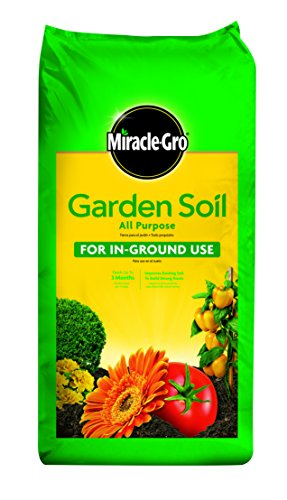 Soil Garden Choice Organic (Miracle-Gro 75052430 All-Purpose Garden Soil, 2 CF)