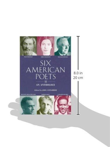 An Anthology Six American Poets
