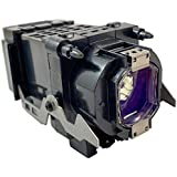 Sony XL2400 Rear Projector TV Assembly with Philips Bulb and Housing
