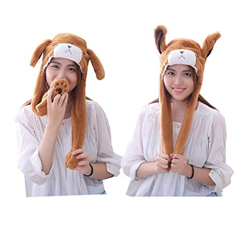 Bear Hat Ear Moving Easter Costume Hat Funny