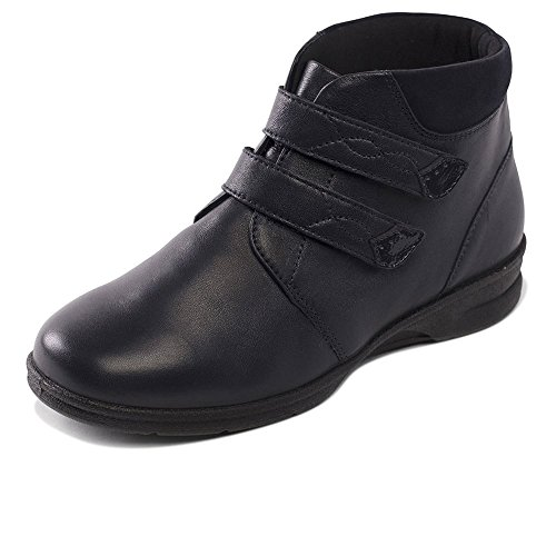 Casual Kathy Combi Padders Boots Womens Navy wEnqUgxdf