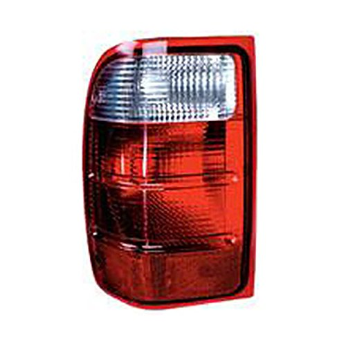 Headlights Depot Replacement for Ford Ranger Left Driver Side Tail Light