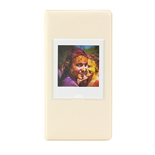 - Wogozan Photo Album for fujifilm Square SQ10 (64 photos)(3.39x2.83 inch) - White