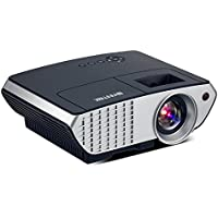 BYINTEK LED Projector BL126 Support HDMI VGA AV USB For Home Theater Play Game Entertainment Video Projectors