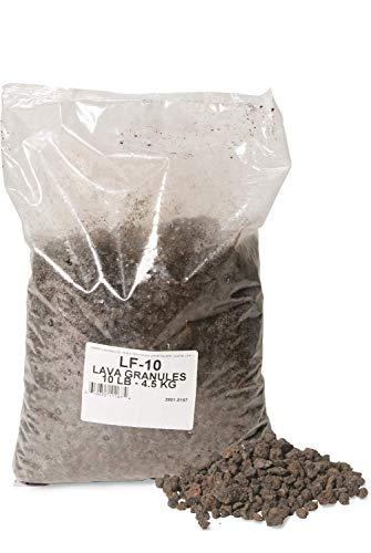 RH Peterson Co. Real Fyre Lava-Fyre Granules (LF-10), 10 pounds - Lava Fyre Granules