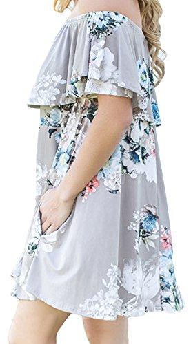 confit you - Camisas - Sin mangas - para mujer gris