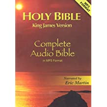 King james Version Audio Bible on MP3 Discs