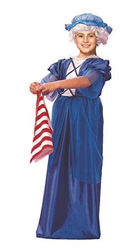 2Pc. Colonial Girl Costume