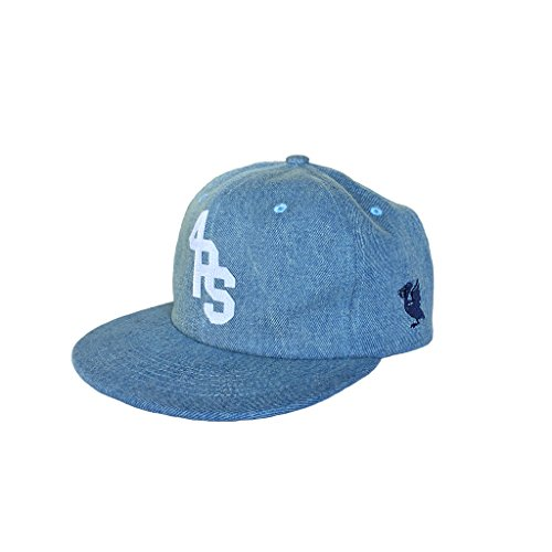 FPS Varsity Strapback Denim Hat