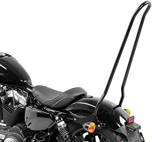 Sissybar For Harley Sportster 04 20 Craftride Tampa Xl Black Auto