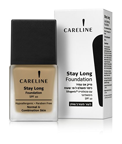 Careline Stay Long Make-up Spf10 Water Proof for 18hrs 603 – Beige