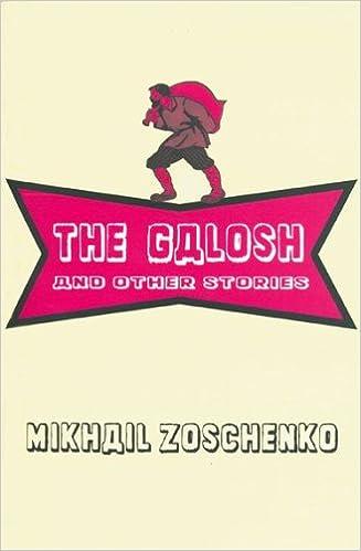 Book The Galosh