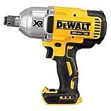 DEWALT DCF897B  20v MAX XR High Torque 3/4'' Impact Wrench w. Hog Ring Retention Pin Anvil (Tool Only)