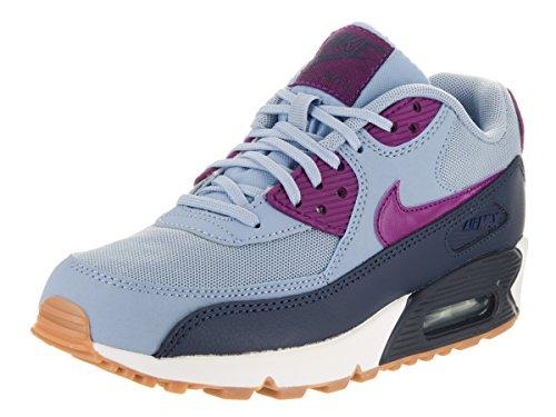Nike Vrouwen Air Max 90 Essentiële Loopschoen Grijs