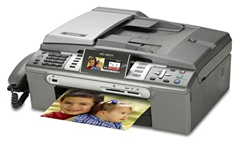 Amazon.com: Brother MFC-685CW color InkJet multifunción ...