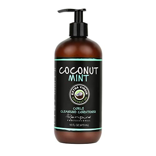 Renpure Coconut Mint Cleansing Conditioner, 16 Ounce