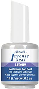 LED & UV Intense Seal Top Coat