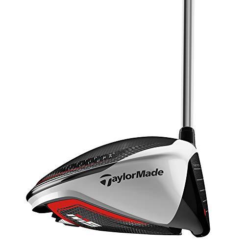 TaylorMade Golf M5 Driver, 9.0 Loft, Right Hand, X-Stiff Flex Shaft: Project X HZRDUS Smoke 70