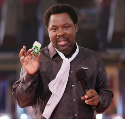 Amazon com: TB Joshua: Morning Water: Health & Personal Care