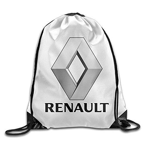 bacadi-renault-logo-drawstring-backpacks-bags-sackpack