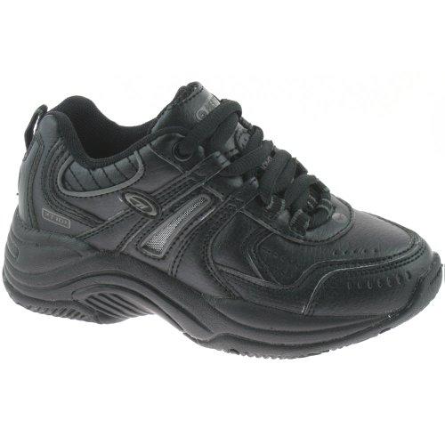 Hi-Tec Xt115 Jnr - Calzado de deporte de material sintético niño multicolor - negro y gris