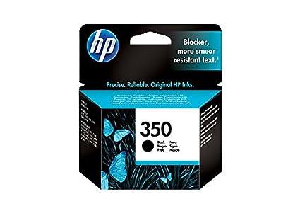 Ampertec Tinta para HP CB335EE No 350 negro: Amazon.es: Electrónica