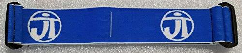 Strap Jt Goggle Spectra (JT Paintball Mask Spectra Proflex Proshield Goggle Strap Blue Classic)