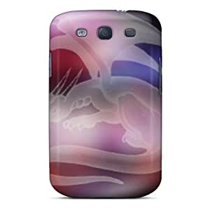 Welchmoibe1999 Scratch-free Phone Cases For Galaxy S3- Retail Packaging - Mystical