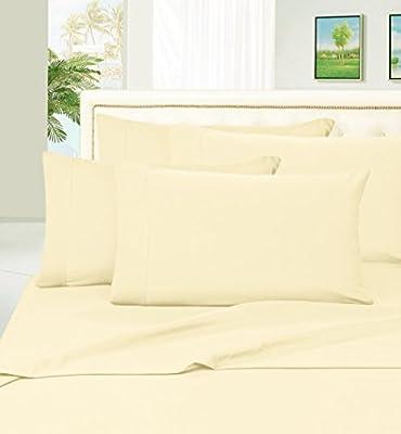 JB Linen Juego de sábanas de algodón egipcio de 400 hilos (elegir ...