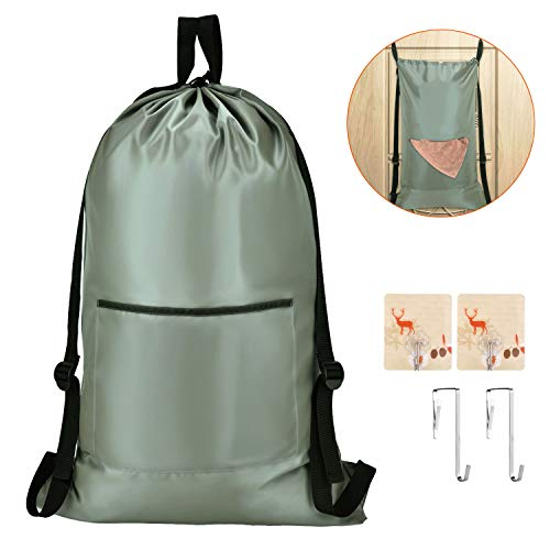 Best Laundry Bag For College Students - OTraki Laundry Hamper Backpack 30 x