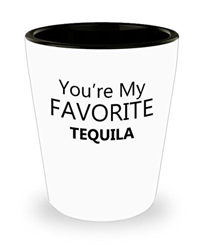 Favorite Shot Glasses - Tequila Shot Glass - Hockey Stanley Cup Costume