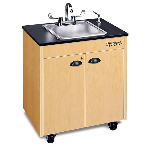 Ozark River Portable Sinks CHSTM-LM-SS1N Lil' Premier 1