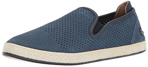 Lacoste Heren Tombre Slip-on Toevallige Schoen Mode Sneaker Marine