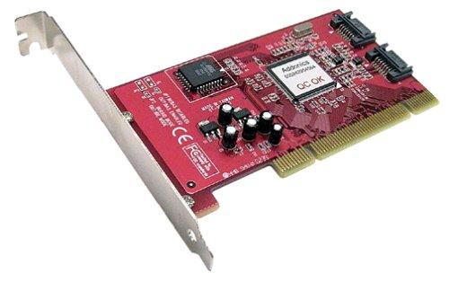 Addonics ADSA2 SATA PCI RAID Controller Card