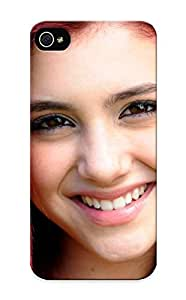 UXXKTDV2940hQyDA Awesome Ariana Grande Flip Case With Fashion Design For Iphone 5/5s As New Year's Day's Gift