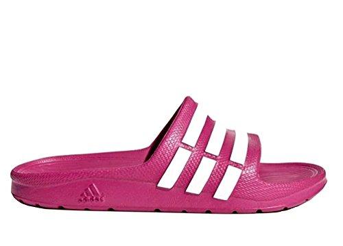 adidas Duramo Junior Slide Sandals, Pink,