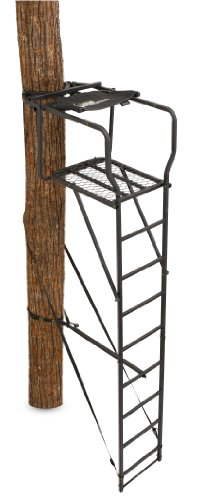 Ameristep 15-Feet Bone Collector Ladder Stand (Camo)
