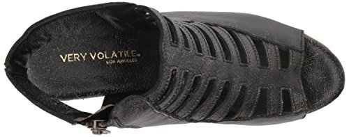 Very Volatile Women's Anouk Wedge Sandal Black sFH0M4ONu5