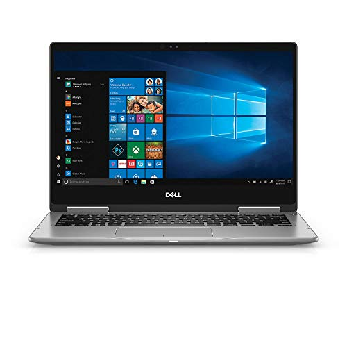 "Dell Inspiron 13 5000 2-in-1 - 13.3"" FHD Touch - 8th Gen Intel i5-8250U - 8GB Memory - 256GB SSD - Intel UHD Graphics 620 - Theoretical Gray - i5379-5893GRY-PUS"